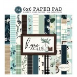 Home Again 6x6 Inch Paper Pad EP