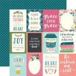 3x4 journaling cards Have Faith