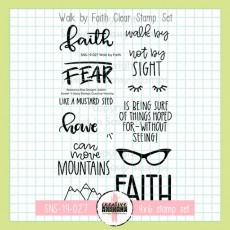 Walk by Faith - CW