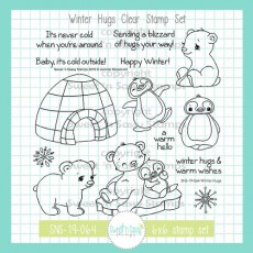 Winter Hugs - SNSS