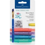 Faber Castell Gelatos Metallic