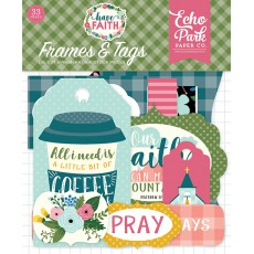 Have Faith Frames & Tags EP